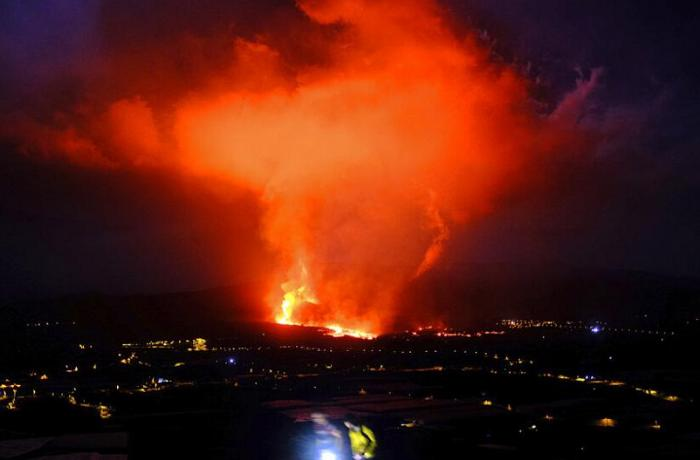İspanya hükümeti La Palma'yı 'felaket bölgesi' ilan etti