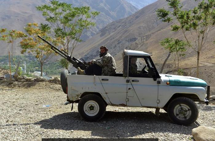 Afghanistan's acting President Amrullah Saleh is in Panjshir — ambassador
